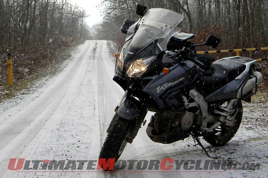 Cold-Weather Motorcycle Riding Tips