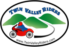 Twin Valley Riders Logo