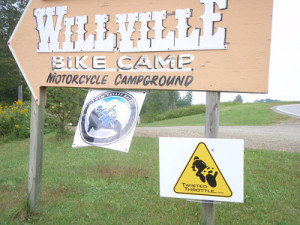 10th annual Twin Vally Rally @ Willville Bike Camp