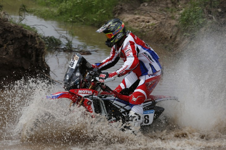 2016 Dakar Rally underway in Argentina