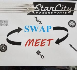 Star City Swap Meet @ Star City Power Sports | Hollins | Virginia | United States