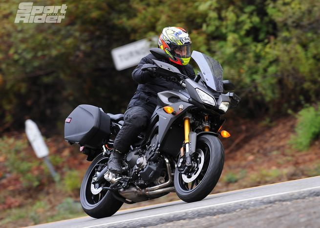 Five Tips for Riding a Motorcycle in the Rain