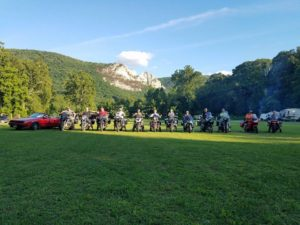 Annual TVR / Seneca Rocks Campout 2018 @ Yokums - North | Seneca Rocks | West Virginia | United States