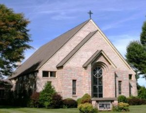Funeral service for Fritz @ Holy Name of Mary Catholic Church | Bedford | Virginia | United States