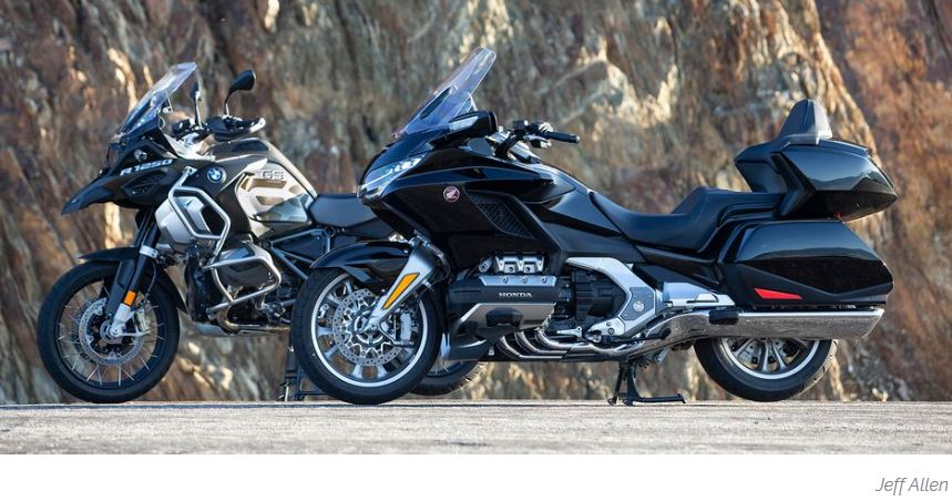 Gold Wing vs. 1250GSA ??